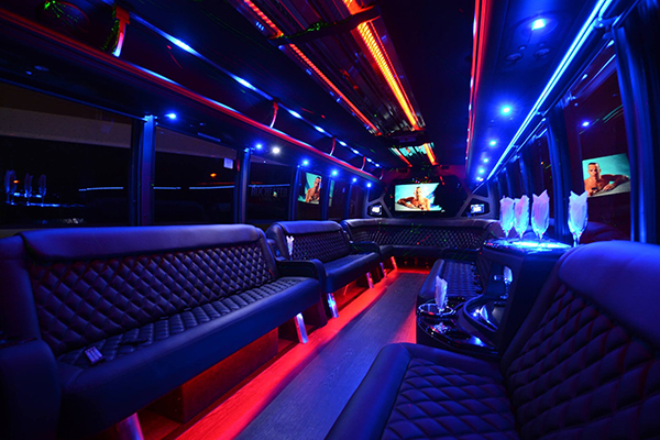 40-passenger-party-bus-rental Bakersfield
