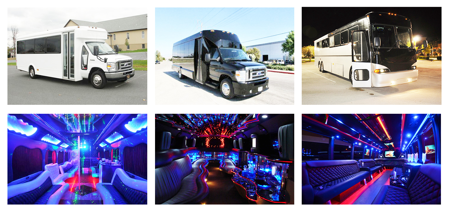 Original Party Buses Bakersfield