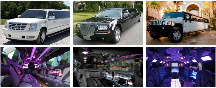 Wedding Transportation Party Bus Rental Bakersfield
