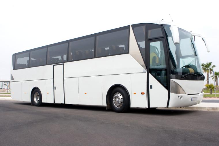 Charter Bus Rental Bakersfield