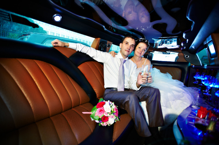 Wedding Limo Service Bakersfield