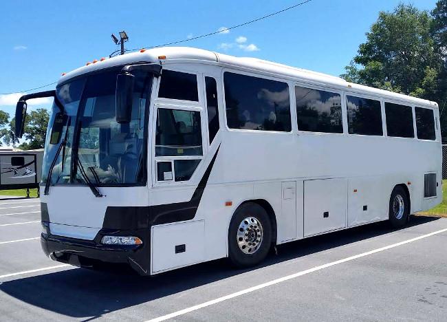 Bakersfield 36 Passenger Shuttle Bus