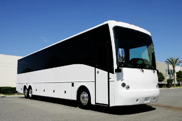 Bakersfield 50 Passenger Charter Bus